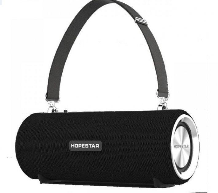Портативная колонка Hoperstar H39 Original Pro Black - зображення 1