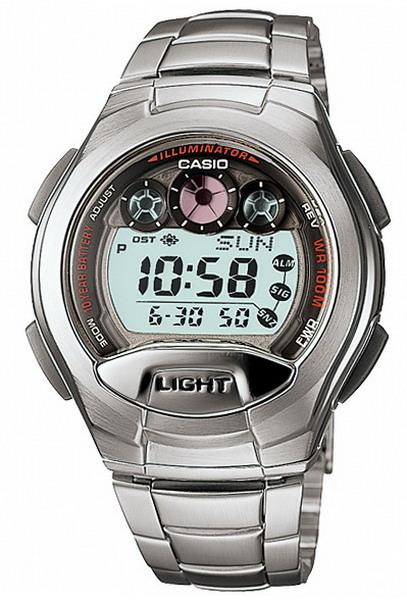 Мужские часы Casio W-755D-1AVEF - изображение 1