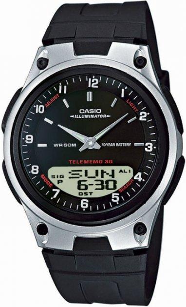 Мужские часы Casio AW-80-1AVEF - изображение 1