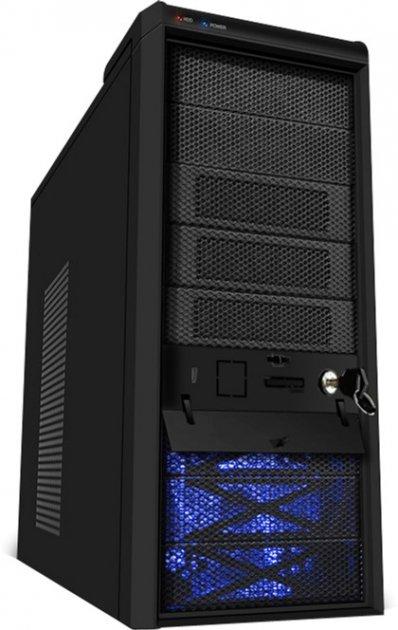 Корпус GameMax MT804-SE Black - зображення 1