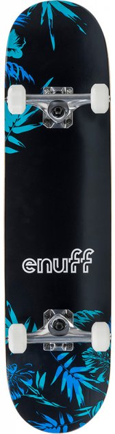 Cкейтборд Enuff Floral Синий (ENU2930-BL) - изображение 1