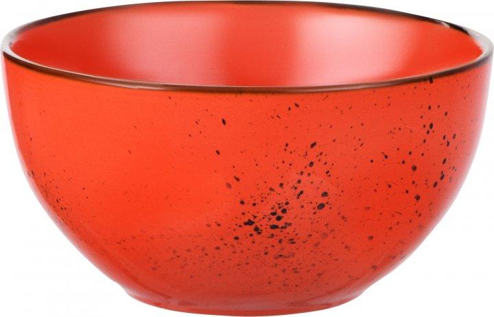 Салатник Ardesto Bagheria Warm apricot Оранжевый 14 см (AR2914CGC) - изображение 1