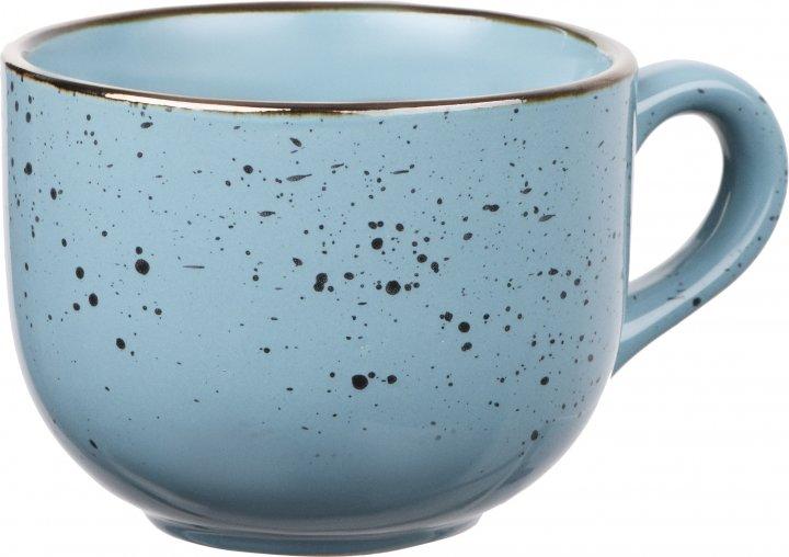 Чашка Ardesto Bagheria Misty blue Синий 480 мл (AR2948BGC) - изображение 1