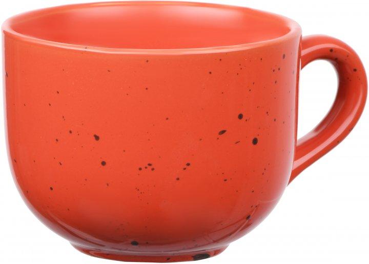 Чашка Ardesto Bagheria Warm apricot Оранжевый 480 мл (AR2948CGC) - изображение 1