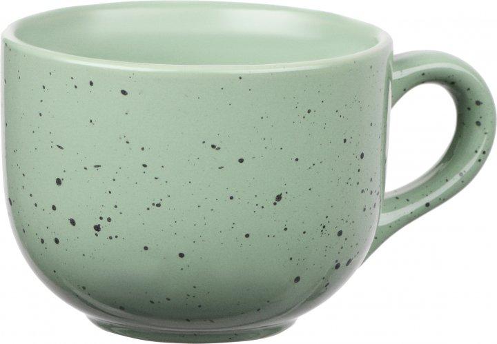 Чашка Ardesto Bagheria Pastel green Зеленый 480 мл (AR2948GGC) - изображение 1