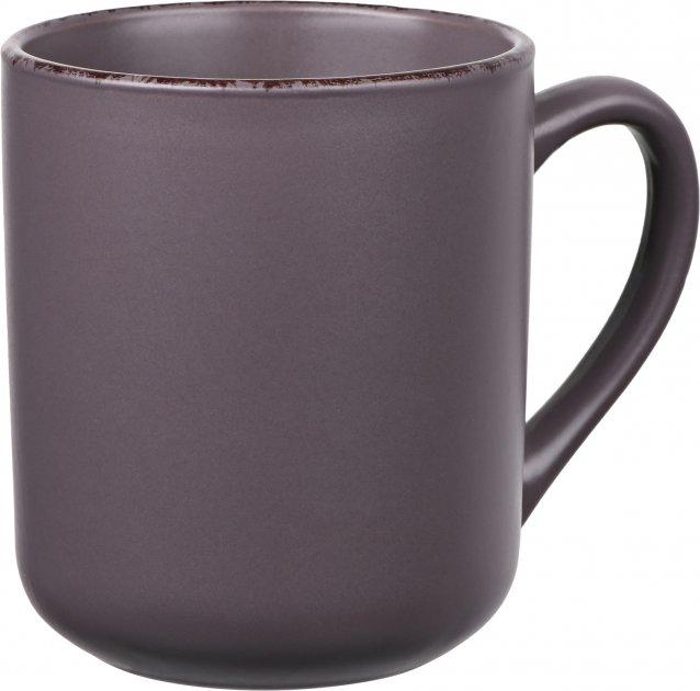 Чашка Ardesto Lucca Grey brown Коричневый 330 мл (AR2933GMC) - изображение 1