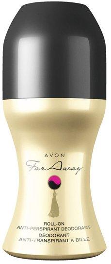 Дезодорант-антиперспирант Avon Far Away с шариковым аппликатором 50 мл (92885)(ROZ6400101555) - изображение 1