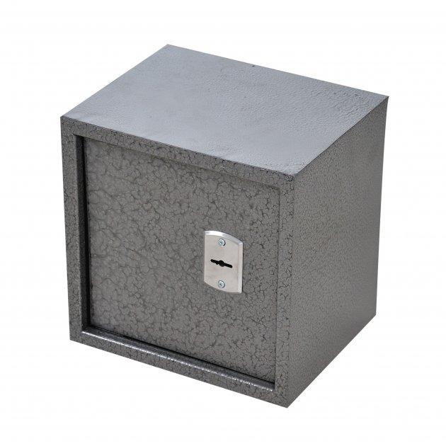 Сейф мебельный Best Buy для денег бумаг документов 25х25х20 см (МК-258857) - изображение 1