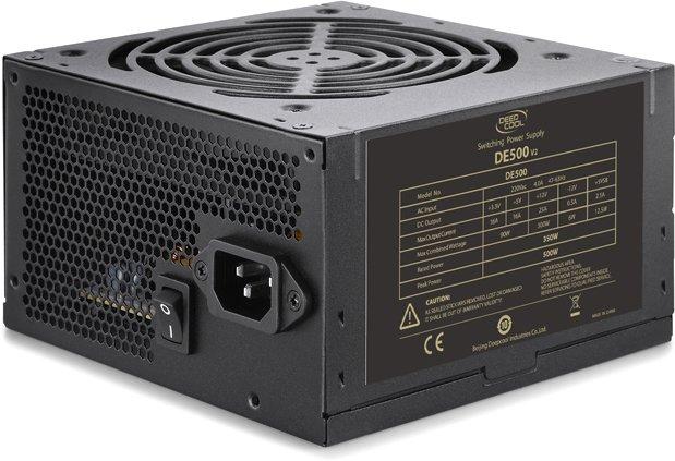DeepCool 500W (DE500 v2) - зображення 1