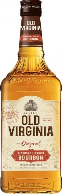 Виски Old Virginia 6 лет выдержки 0.7 л 40% (3147699105412) - изображение 1