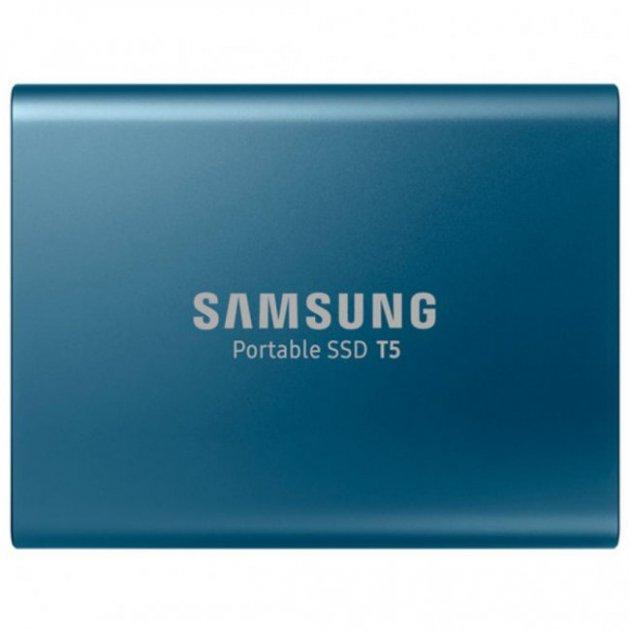 Накопичувач SSD USB 3.1 500GB Samsung (MU-PA500B/WW) - зображення 1