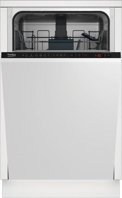 Встраиваемая посудомоечная машина BEKO DIS26022 - изображение 1