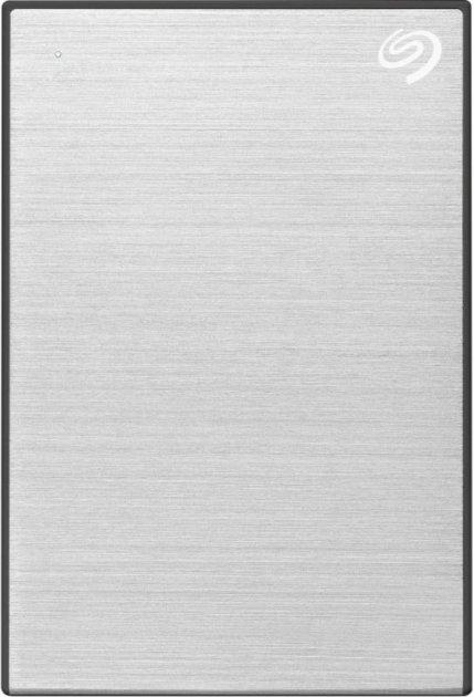 Жесткий диск Seagate One Touch 5TB STKC5000401 2.5 USB 3.2 External Silver - изображение 1