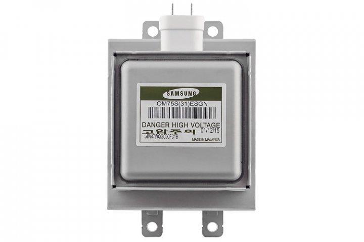 Магнетрон для мікрохвильової печі Samsung OM75S(31) - зображення 1