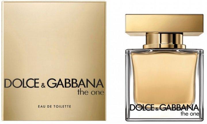 Туалетная вода для женщин Dolce&Gabbana The One 50 мл (ROZ6400105055) - изображение 1