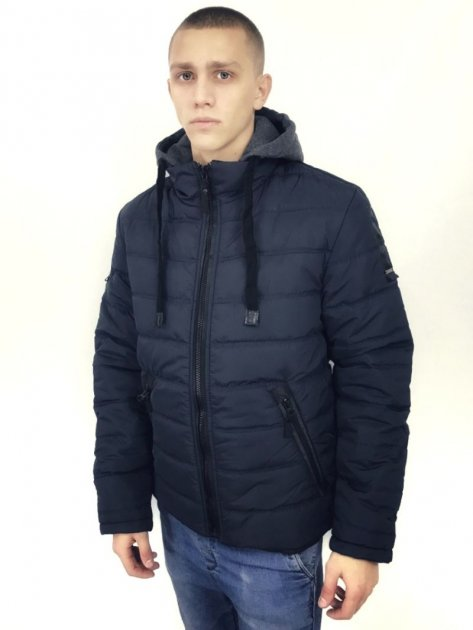 Куртка зимняя LKST XXL Синий LS374 - изображение 1