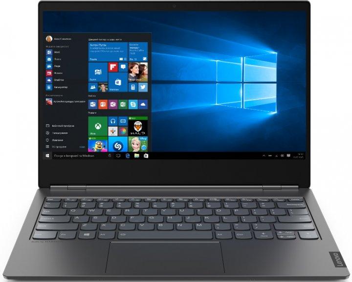 Ноутбук Lenovo ThinkBook Plus IML (20TG005ARA) Iron Grey - зображення 1