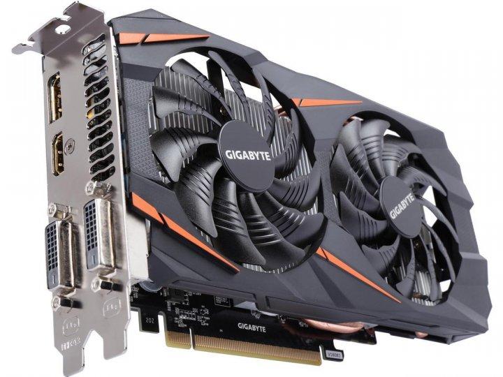 Gigabyte PCI-Ex GeForce GTX 1060 3072MB GDDR5 (192bit) Refurbished - зображення 1