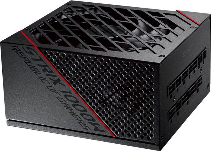 Блок питания ASUS ROG Strix 1000W Gold PSU (ROG-STRIX-1000G) - изображение 1