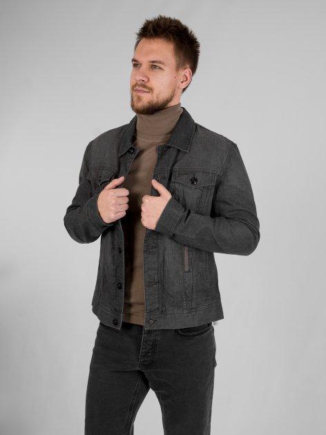 Куртка Jack & Jones 216357504 XL (80472XL) Серый - изображение 1