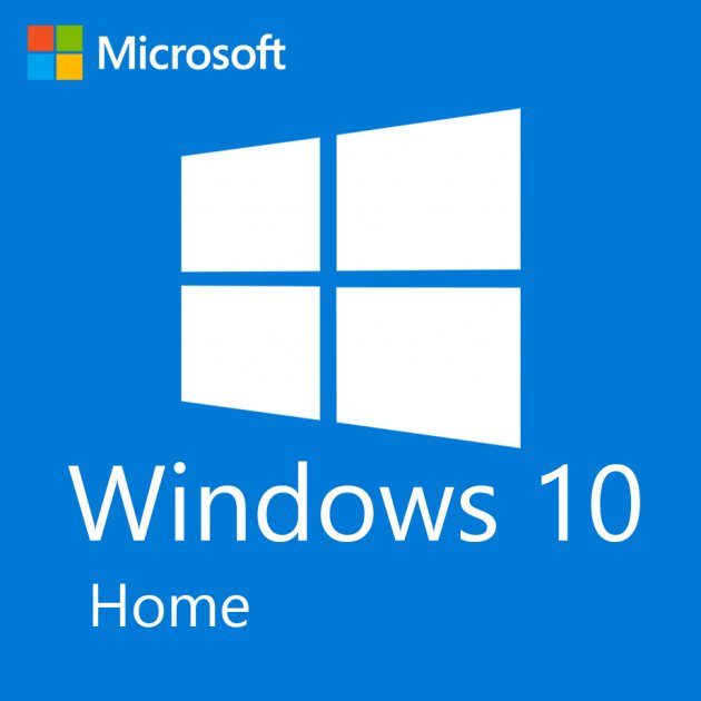 Операційна система Microsoft Windows 10 Home 64bit Ukrainian DVD, OEM (KW9-00120) - зображення 1