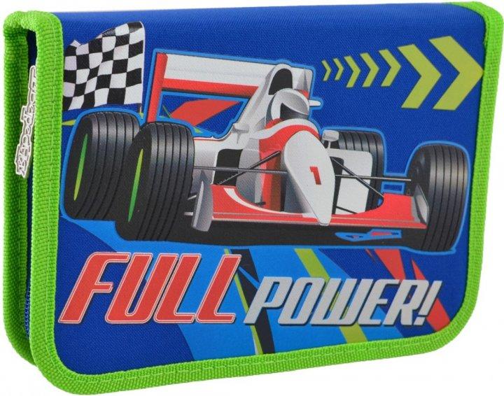 Пенал Yes Full Power твердый одинарный 1 отделение Разноцветный (532139) - изображение 1