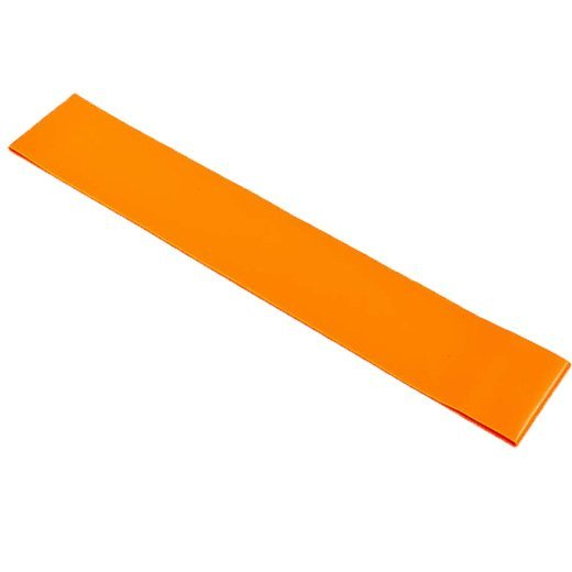 Zelart Лента для фитнеса LB-001 Оранжевый (56363002) - изображение 1