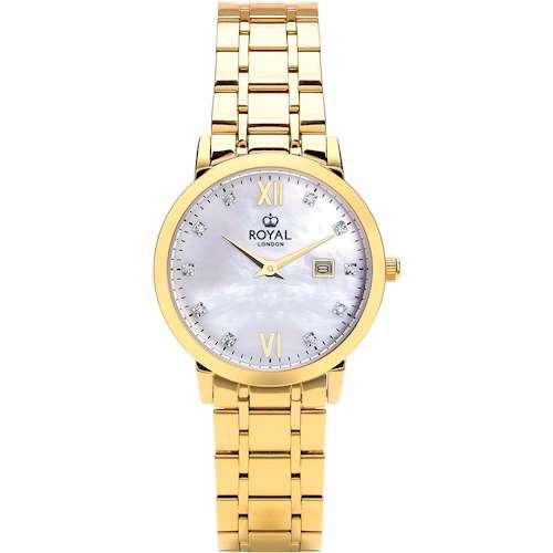 Жіночі наручні годинники Royal London 21419-07 - зображення 1