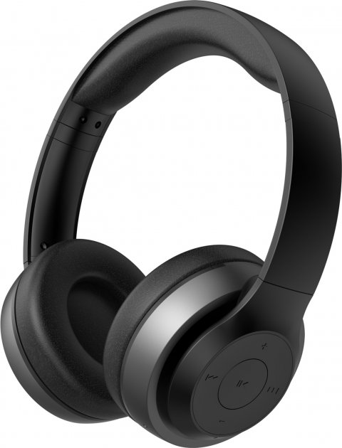 Наушники 2E V3 HD Over Ear Wireless Black (2E-OEV3WBK) - изображение 1