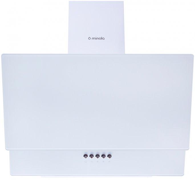 Витяжка MINOLA HDN 66112 WH 1000 LED - зображення 1