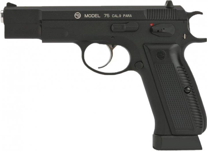 Пістолет пневматичний ASG CZ 75 Blowback (23702881) - зображення 1