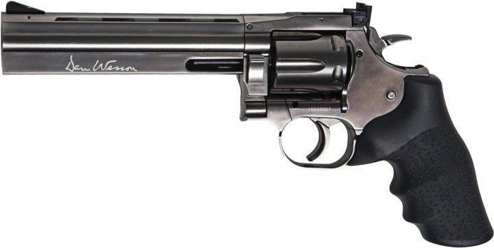 Пистолет пневматический ASG Dan Wesson 715 Pellet (23702882) - изображение 1