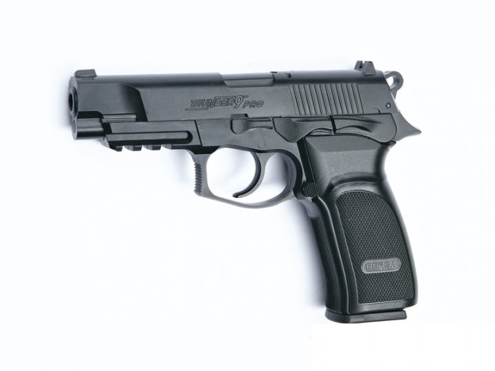 Пістолет пневматичний ASG Bersa Thunder 9 Pro - изображение 1