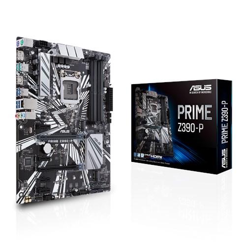 Материнська плата Asus Prime Z390-P Socket 1151 - зображення 1