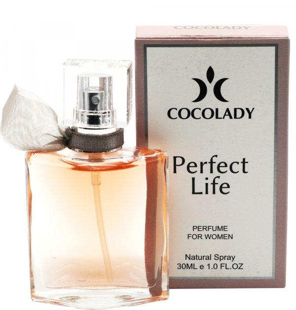 Парфюмированная вода для женщин Cocolady Perfect Life 30 мл (4820218791127) - изображение 1