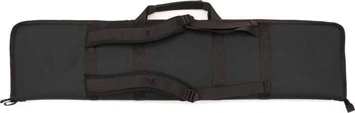 Чохол-рюкзак Shaptala для зброї з оптичним прицілом 120 см Чорний (143-1) - зображення 1