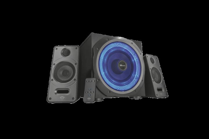 Trust GXT 688 Torro Illuminated 2.1 Speaker Set(23043) - зображення 1