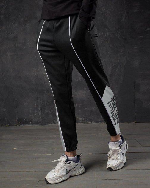 Спортивные штаны Тур Крид черные XS (13) - изображение 1