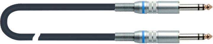 Балансний кабель Quik Lok S214-2BK 2 м (221186) - зображення 1
