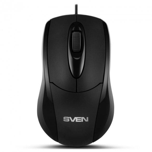 Мышь Sven RX-110 Black PS/2 - изображение 1