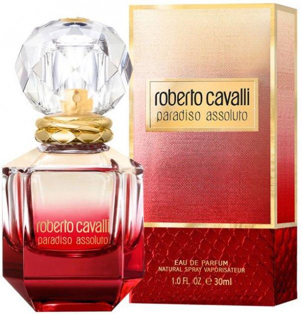 Парфюмированная вода для женщин Roberto Cavalli Paradiso Assoluto 30 мл (ROZ6400105263) - изображение 1
