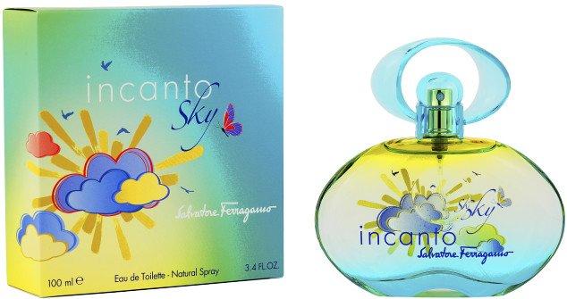 Туалетная вода для женщин Salvatore Ferragamo Incanto Sky 100 мл (8052086372221) - изображение 1