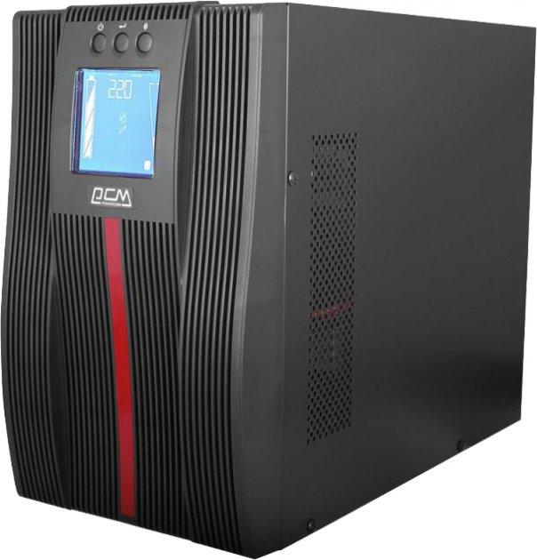ДБЖ Powercom Macan MAC-1500 Schuko - зображення 1