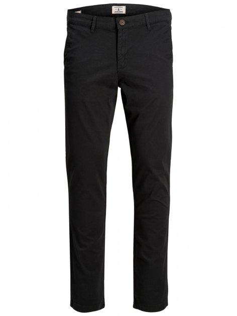 Джинси чоловічі Jack&Jones 12174306 Black 32/32 чорний (JJ3 12174306 Black) - зображення 1
