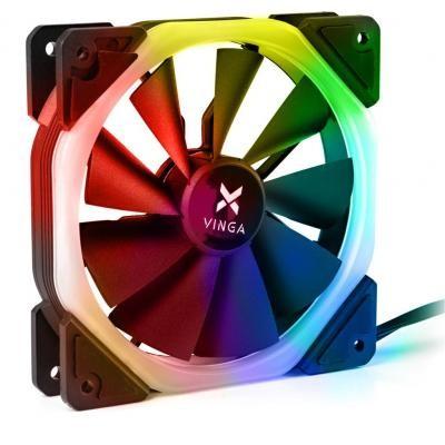Кулер для корпуса Vinga RGB fan-05 - изображение 1