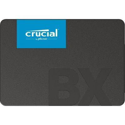 """Накопичувач SSD 2.5"""" 240GB MICRON (CT240BX500SSD1) - зображення 1"""