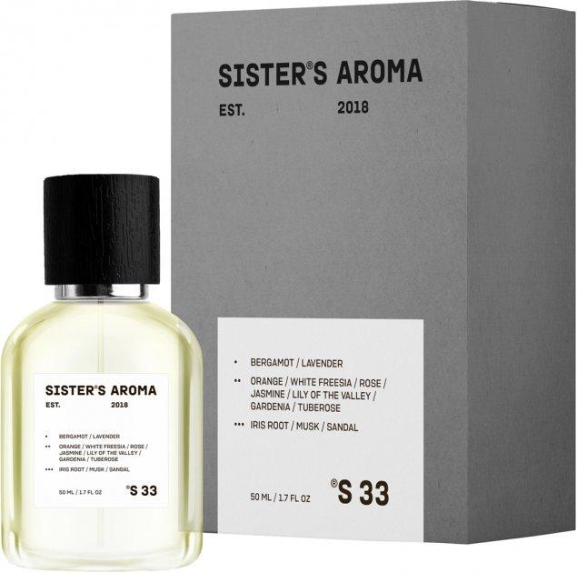 Парфюмированная вода унисекс Sister's Aroma 33 100 мл (4820227780358) - изображение 1