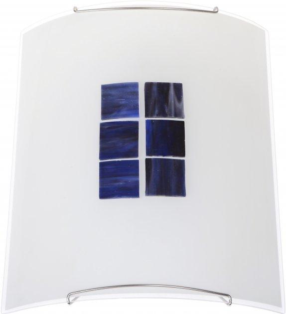 Світильник настінно-стельовий Brille W-444/2 Blue (171324) - зображення 1