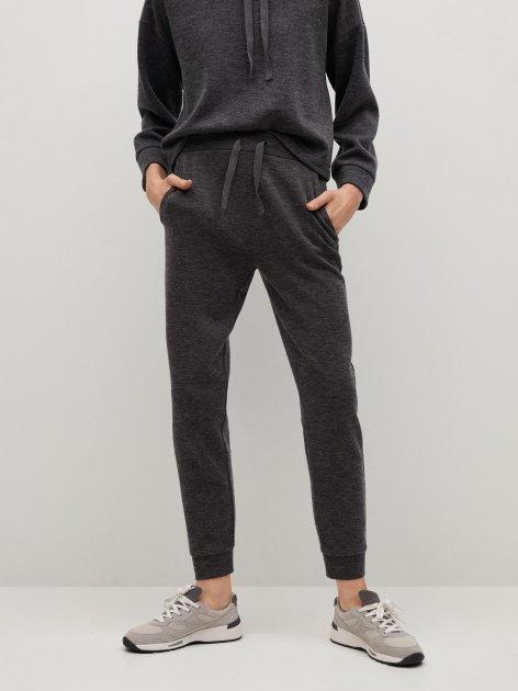 Спортивные штаны Mango 87091034-96 XS (8445306415714) - изображение 1