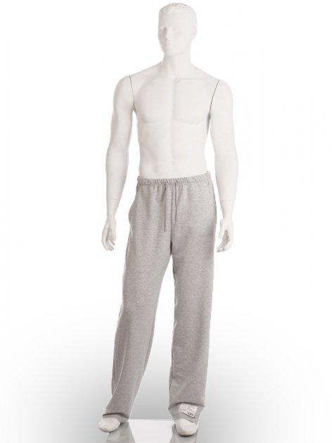 Спортивные штаны Пані Яновська БФ-01 44 Серый (2191011) - изображение 1